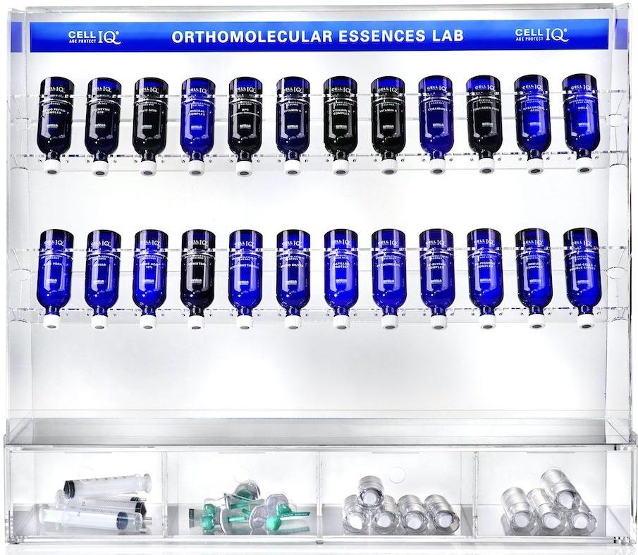 Renata Kajtaz Kosmetikinstitut Ehingen - Produkt Cell IQ Aufsteller hängend